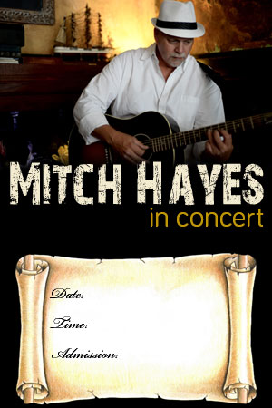 Mitch Hayes Poster